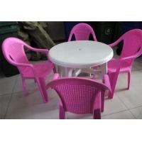 大排档桌椅,塑料桌,塑料椅子
