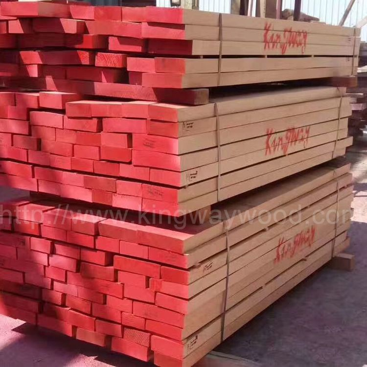 金威木业供应欧洲进口直边板 B级