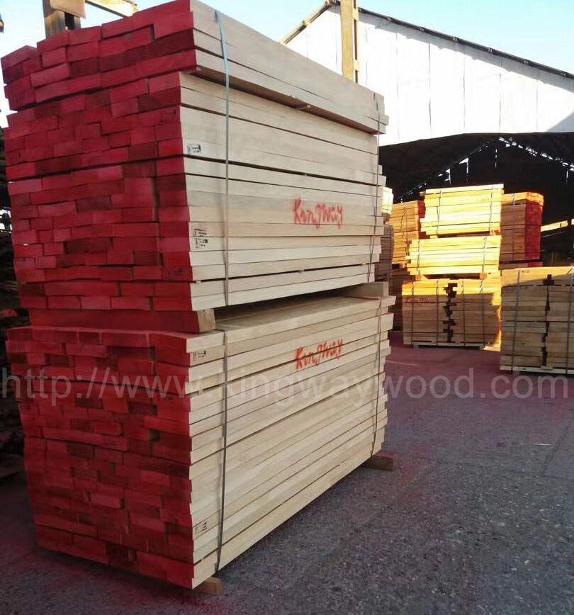 金威木进口欧洲直边齐边板 实木板 AB级长料