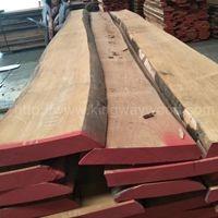 金威木業供應歐洲進口櫸木毛邊板