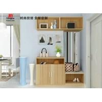 鞋柜品牌,实木鞋柜效果图,白色鞋柜-全屋定制家具