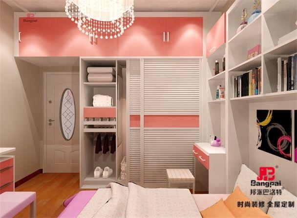 白色衣柜,欧式衣柜 移门衣柜,儿童房家具