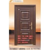天威防盗门-天福(磨砂3)