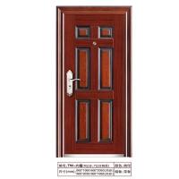 天威防盗门厂-六福6公分7公分钢质