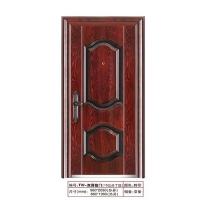 天威防盗门厂-双喜临门10公分丁级