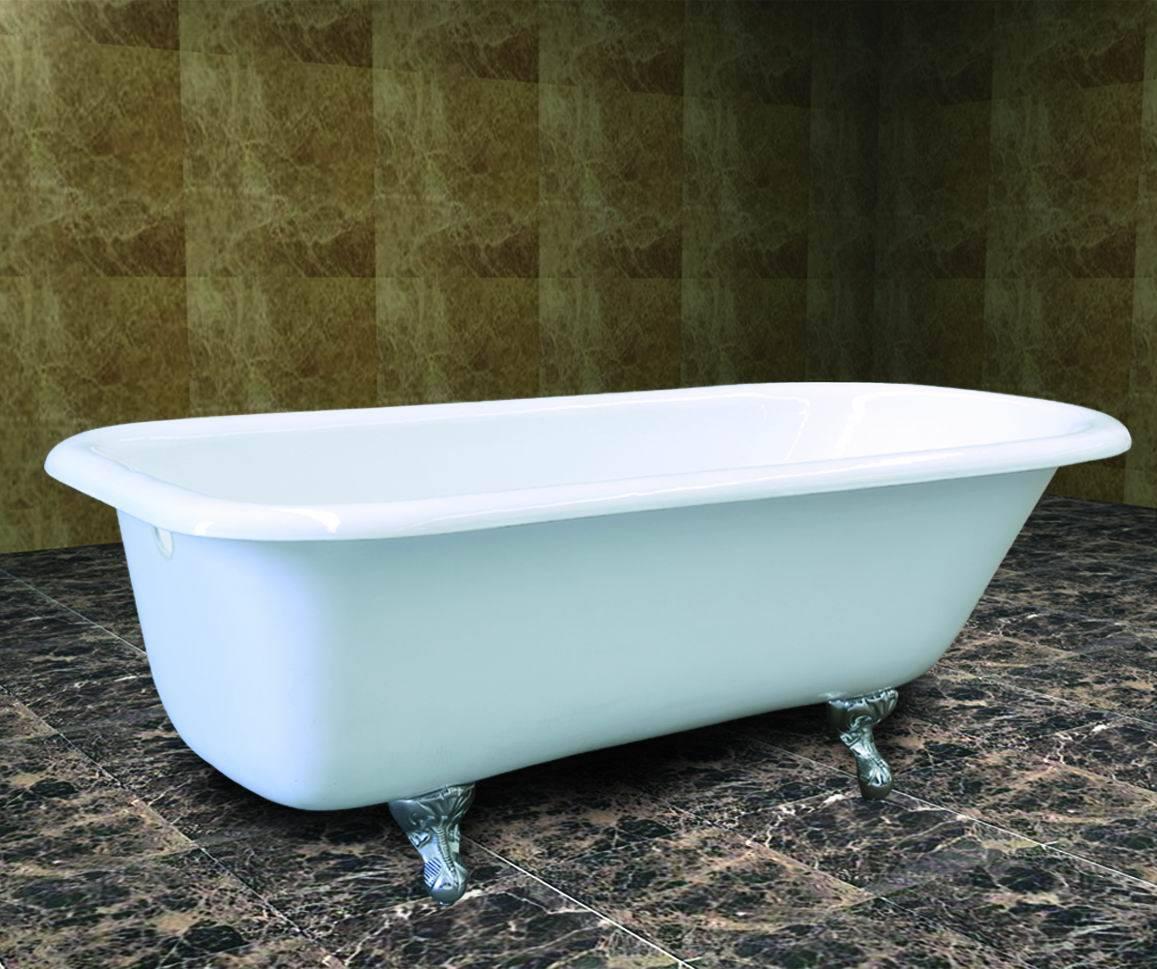 Antique Clawfoot Bathtub