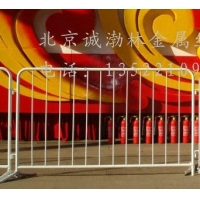 北京诚渤林厂家专售临时活动护栏 灵活护栏 铁马