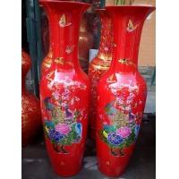 上海开业礼品陶瓷大花瓶订做