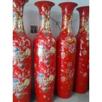 上海陶瓷大花瓶  上海落地大花瓶 上海开业大花瓶