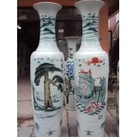 景德镇瓷器花瓶,大花瓶摆件,开张礼品大花瓶