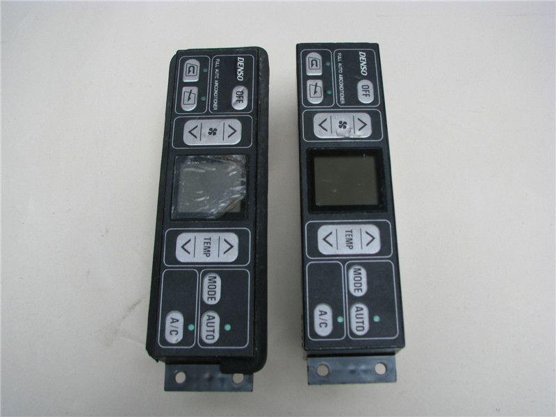 小松pc200pc220-7老款空调控制器面板