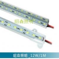 LED硬灯条低压12W14W展柜专卖店灯槽亮化照明灯