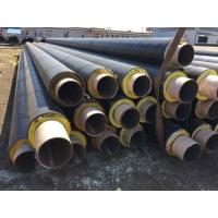 聚氨酯管,聚乙烯保温管——威赫保温材料