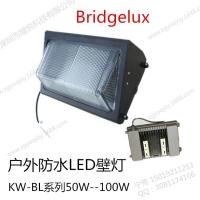 户外防水LED壁灯80W 60W 100W 壁灯