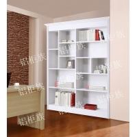 铝柜族-全铝家居-全铝书柜铝材