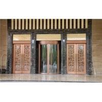 铜门+弧形门--成都星河湾豪生酒店