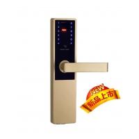 新款宏安兴指纹锁8000B 旧门换锁无需改孔