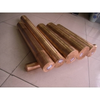 铍钴铜棒、铬锆铜板、C14500碲铜棒、W70进口钨铜棒