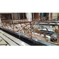 铝板铜板精雕护栏