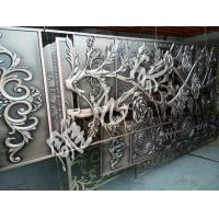 金属十字绣壁画