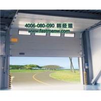 沈阳电动提升门-垂直提升门-电动升降门
