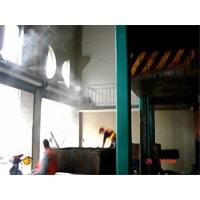 垃圾处理厂喷雾除臭设备