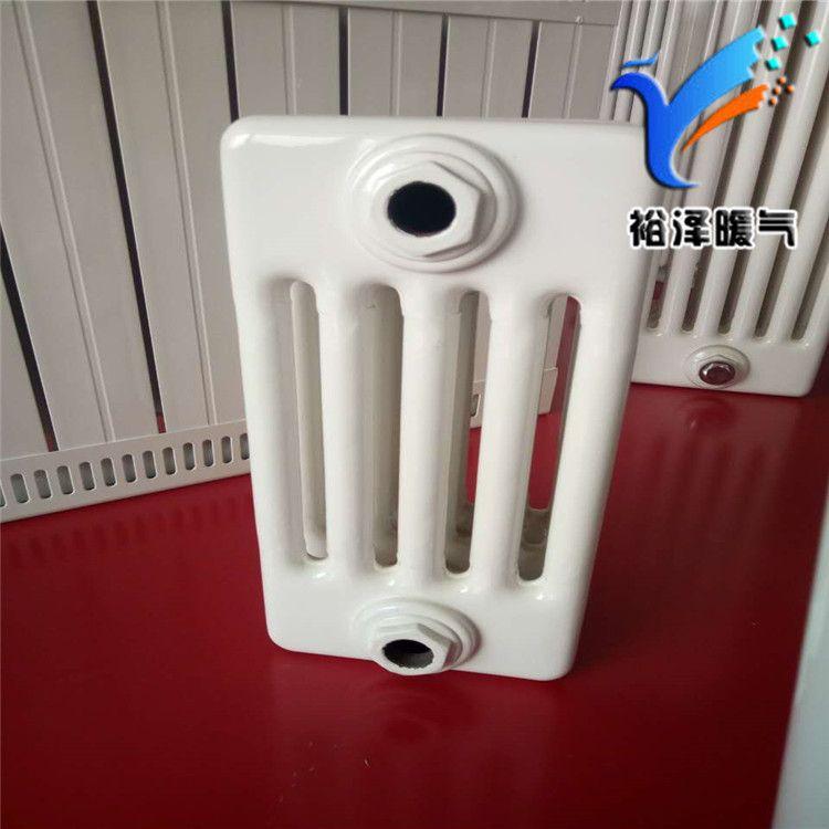 钢七柱散热器 钢制柱式散热器 柱型暖气片