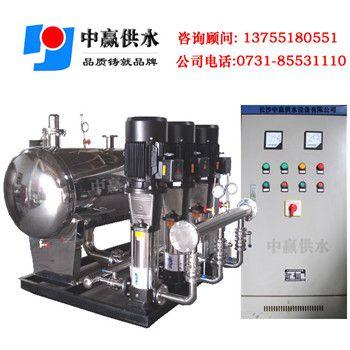 广西组合式给水设备