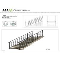 LA-121楼梯护栏 广东锌钢护栏