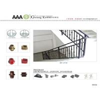 楼梯护栏 锌钢护栏