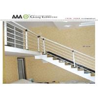 镀锌楼梯栏杆、热镀锌楼梯护栏、建材楼梯护栏