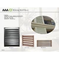 广科空调安全防护栏、楼层安全隔离栏