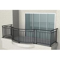 海南锌钢阳台护栏,广州锌钢护栏、广州阳台护栏图片