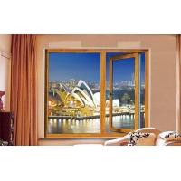 伊米兰格门窗-70木包铝门窗系列
