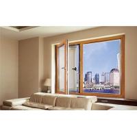 伊米兰格门窗-130木包铝二合一防护门窗