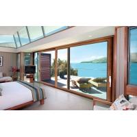 伊米兰格门窗-208铝木重型电动提升推拉门