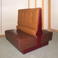 餐厅家具|卡座沙发|咖啡厅沙发|西餐厅沙发|双面卡座