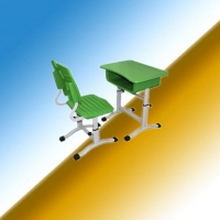 河北塑料学生课桌椅批发