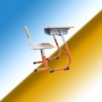 套管式升降课桌椅,钢木课桌椅批发