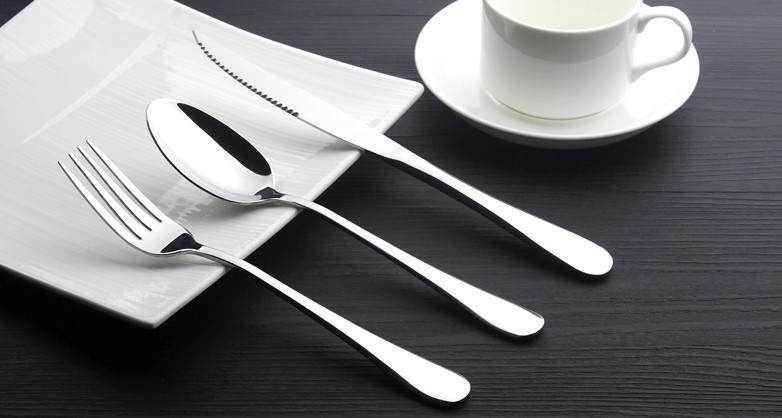 1010不锈钢餐具刀叉勺高档礼品西餐餐具可定制