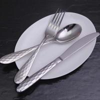 供应不锈钢西餐餐具 镀金不锈钢刀叉勺 咖啡甜品勺