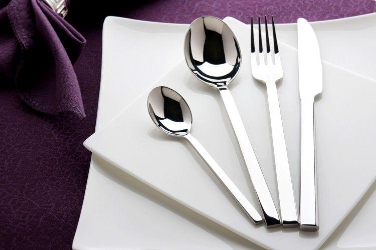 热卖不锈钢餐具礼品套装 勺叉不锈钢餐具厂家直销