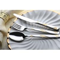揭阳不锈钢刀叉勺 不锈钢餐具 西餐牛扒刀叉