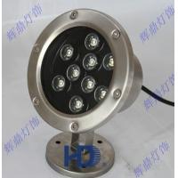 9W LED大功率水底灯