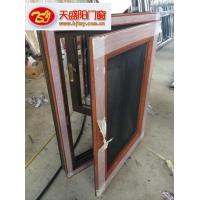新型节能环保铝木门窗丨高档隔音隔热门窗