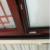 80铝包木窗,90系列铝木窗
