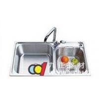 成都上派卫浴--上派双盆水槽--SP-6002