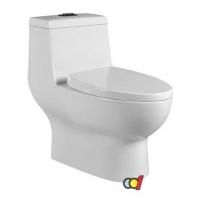 成都上派卫浴--卫浴陶瓷--虹吸式连体座便器-- 819
