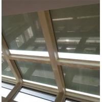 利日遮阳天棚中空27A内置智能蜂巢帘玻璃 一键遮阳省心护家