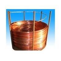 铜包钢软态单股圆线